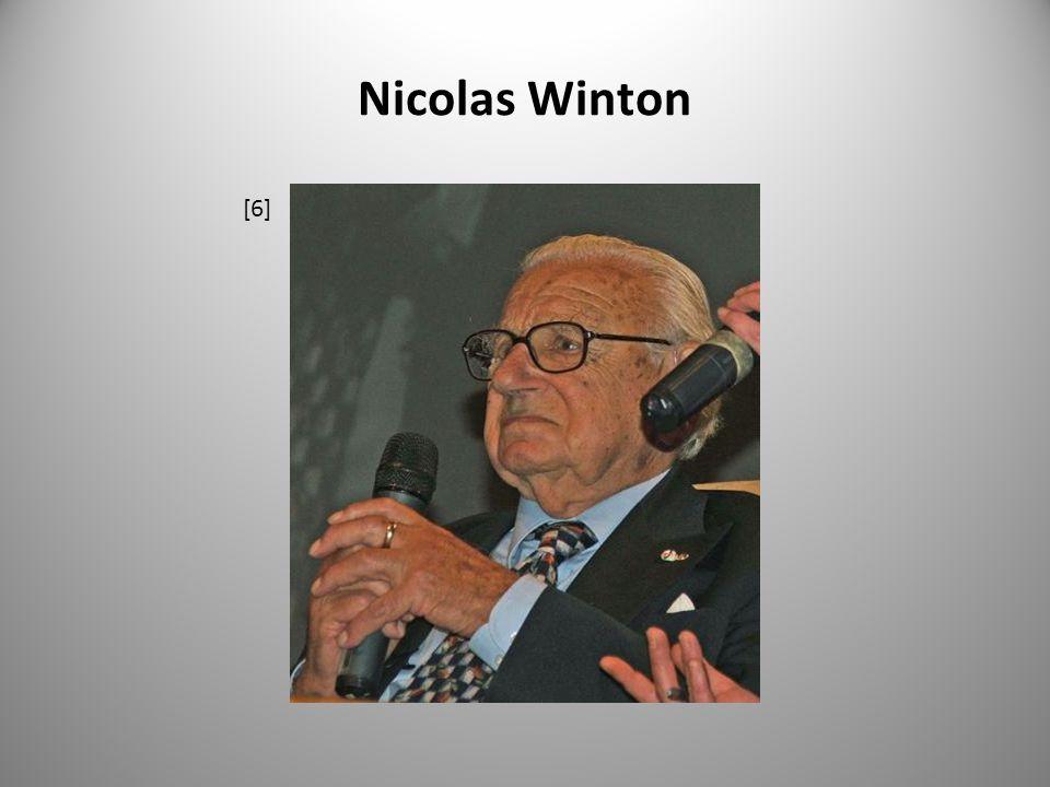 Nicolas Winton [6]